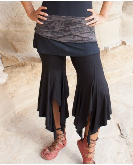 Flare trousers - lycra (0005)