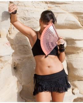 Wrap skirt - lace (0003)