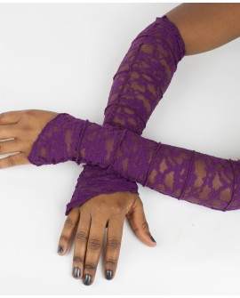 Fairy sleeves / gloves - lace (0007)