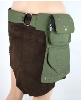 Large belt bag - canvas (0005)