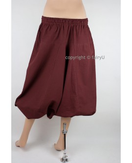 EarthyWear - Harem pants (cotton)