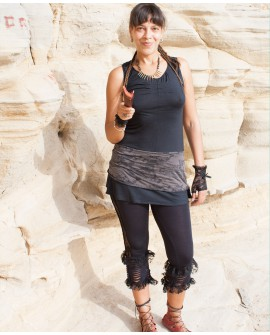 Psytrance leggings from EarthyWear
