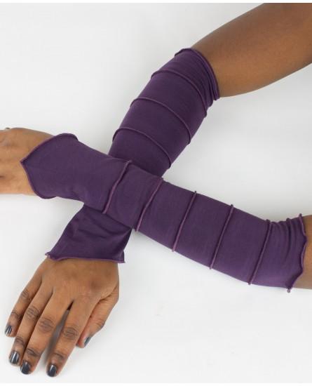 Fairy sleeves / gloves - plain lycra (0007)