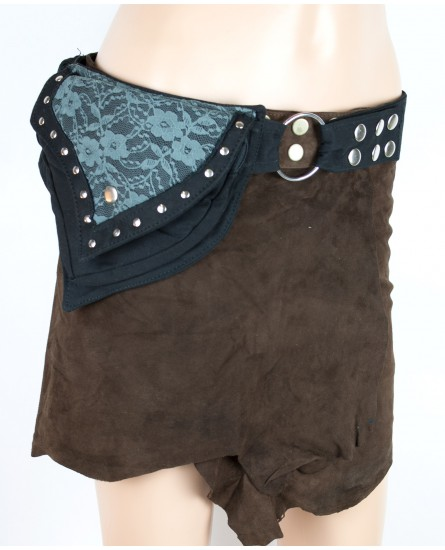 Boho utility belt - canvas (0002)