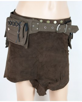 Utility belt. Perfect for festivals and travelling. Various size pockets