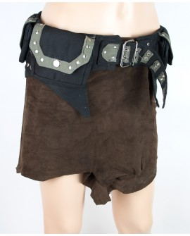 Festival pocket belt - canvas (0009)