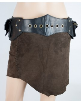 EarthyWear - leather utility belt