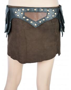 EarthyWear - leather pocket belt