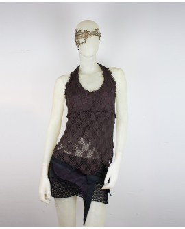 Crochet tank top (0101)